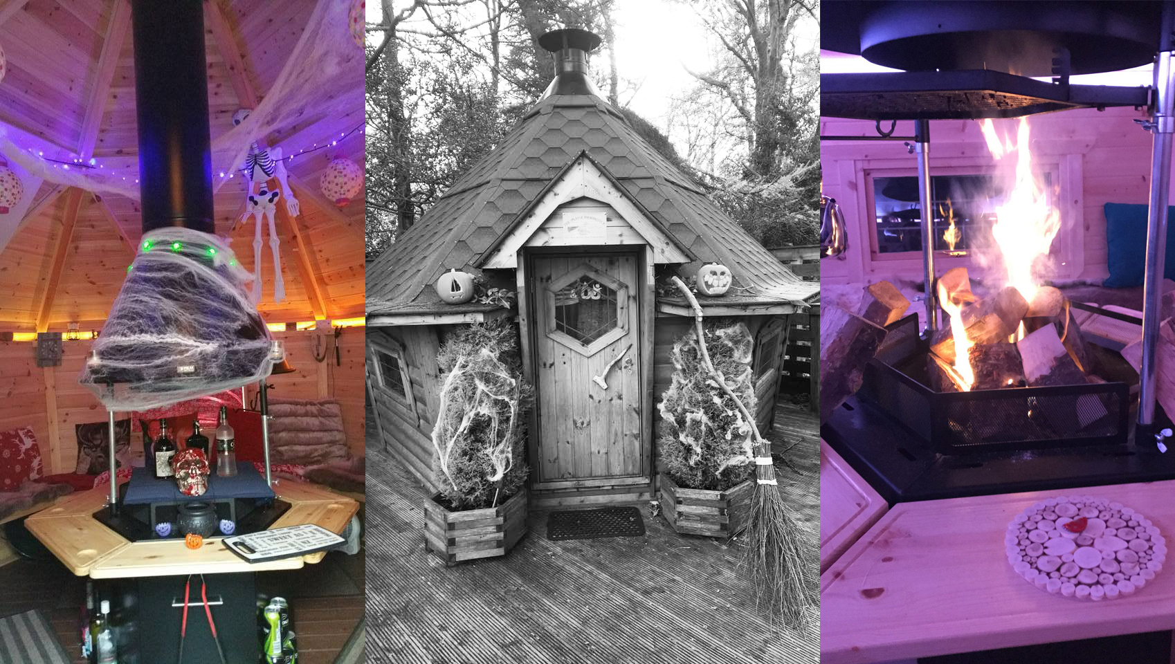 Arctic Cabins - Halloween - Owners_13