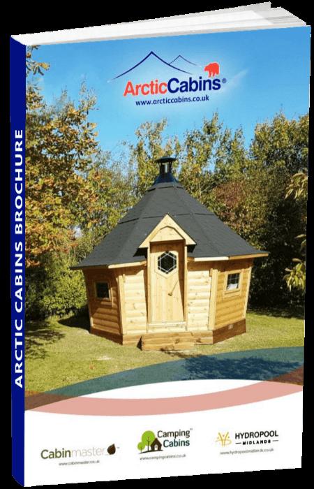Arctic Cabins brochure - mock up UPDATED